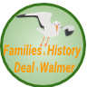 Families of Deal and Walmer  Logo
